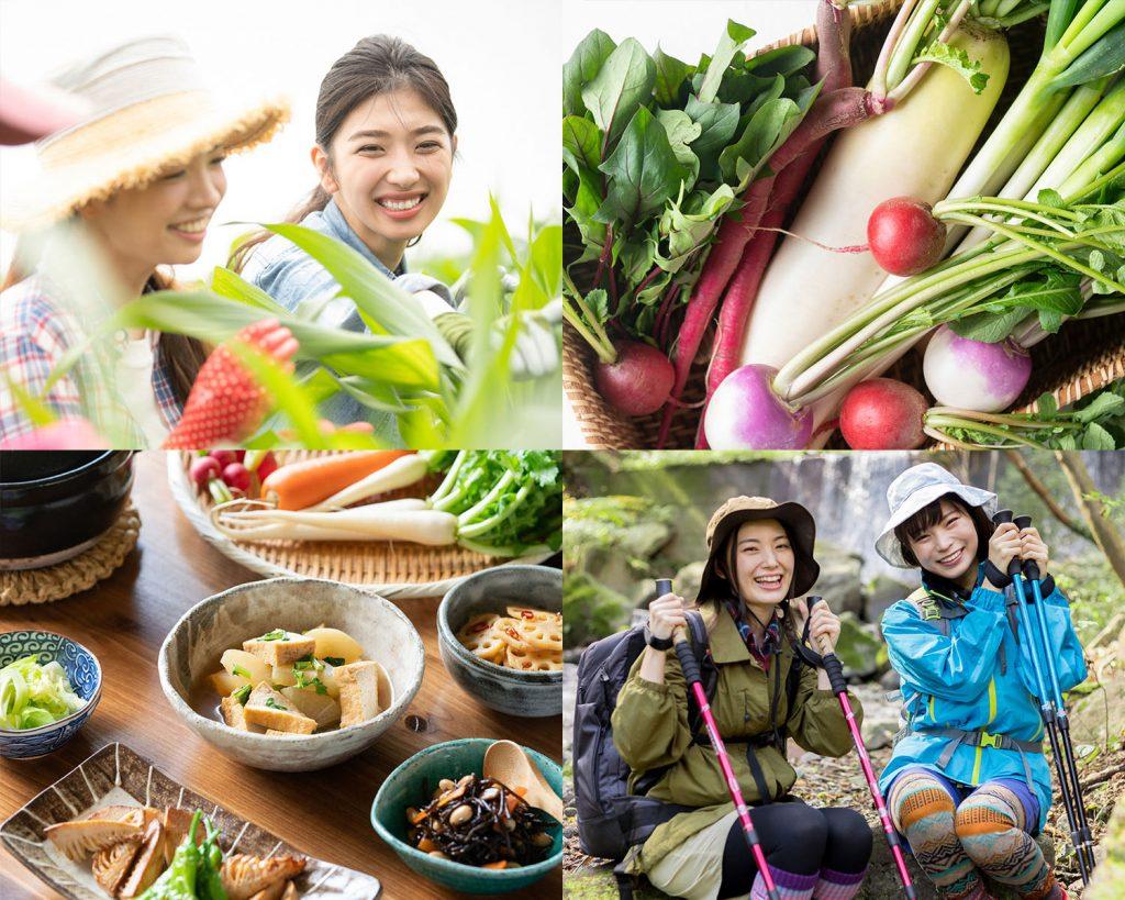 農業から繋がる豊かな暮らしのイメージその2